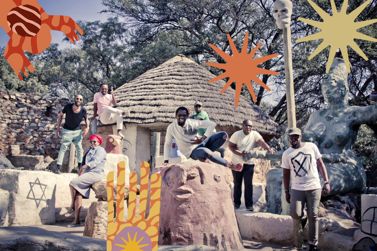 Introducing: BCUC's sensational Soweto Afro-psychedelia